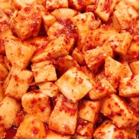 山芋キムチ正方形
