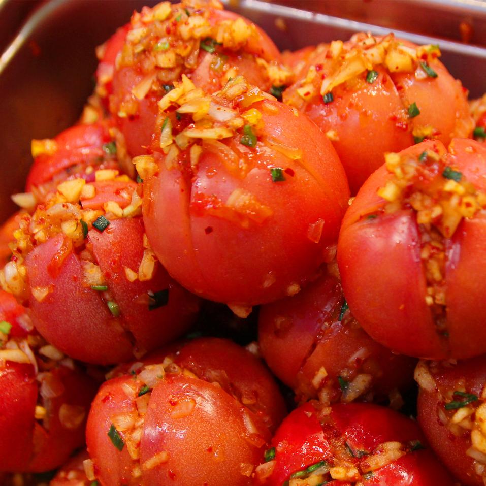 トマトキムチ 2個